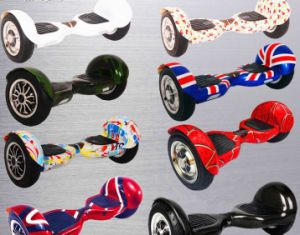 36V LG/Samsung Battery Self Balancing Electric Scooter with Diferent Colors pictures & photos