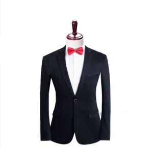High Quality Classic Wedding Suit Blazer for Men pictures & photos