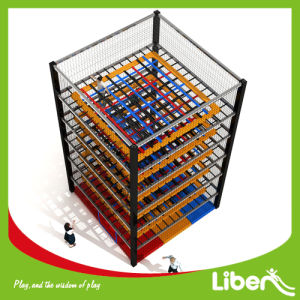 Liben Hot Sales Spider Trampoline Tower in Trampoline Park pictures & photos