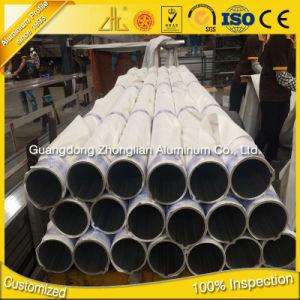 Aluminum Extrusion Profile Manufacturer Aluminium Round Pipe pictures & photos