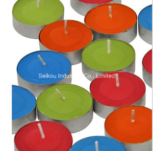 Assorted Waxworks Citronella Tealight Candles - 50 Pack (SK8099)