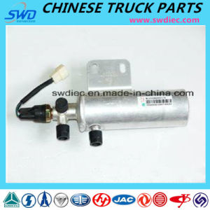 Genuine Condenser Assembly for Sinotruk HOWO Truck Spare Part (Wg1642820001)