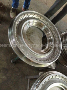 Solid Metal Tyre Mould for out Tube Motorcycle with 2.50-17 pictures & photos