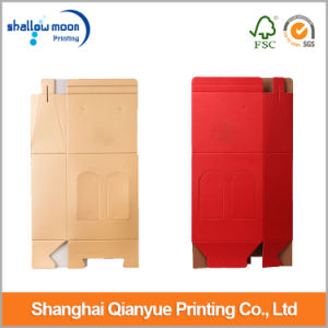 Customized Printing Corrugated Paper Wine/Olive Packaging Box (QYCI1533) pictures & photos