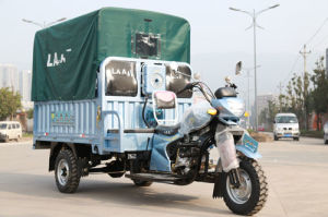 150cc Air-Cooling Cabin Pasenager Tricycle pictures & photos