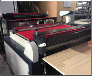 Plastic PE PP Pet PVC OPP Film Sheet Cross Cutting Machine (DC-HQ) pictures & photos