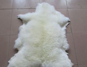 Cheap Sheepskin Liner Sheep Fur Lining Dry Salted Sheep Skin pictures & photos