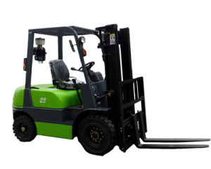 Niuli Forklift Truck with CE and ISO Certificate pictures & photos