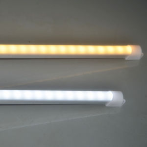 New SMD5050 60LED/M W/Ww Strip with Aluminum Groove