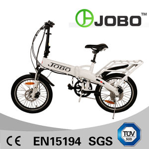 "Pocket 20"" Electric Bike Moped 250W Bicycle with Rear Carrier (JB-TDN10Z) pictures & photos"