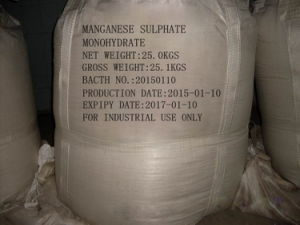 Manganese Sulphate pictures & photos