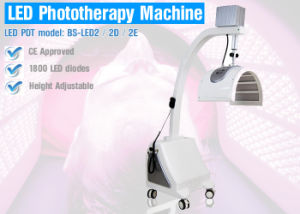 Photon PDT LED Light Therapy Skin Rejuvenation Red & Blue Light LED Therapy pictures & photos