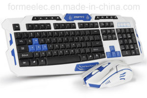 2.4GHz Wireless Keyboard Mouse Combo Computer Laptop Keyboard pictures & photos