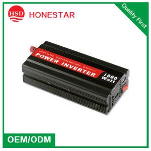 Inverter 12V 220V 1000W Pure Sine Wave Inverter Use for Car pictures & photos