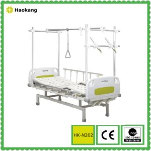 Medical Equipment for Manual Hospital Orthopedic Bed (HK-N202) pictures & photos