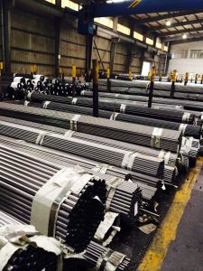Welded Steel Round Pipe Tube pictures & photos