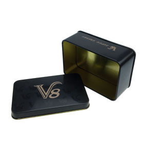 Matt Pritning Metal V8 Sex Tablet Box Wholesale pictures & photos