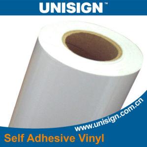 Solvent Self Adhesive Vinyl Car Wrap Sticker Rolls pictures & photos