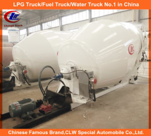 10m3 Truck Mounted Mixers in 30t Volumetric Mobile Mixers Truck pictures & photos