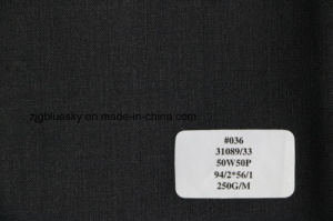 6 Styles Colors Wool Fabric Foe Suit in Ready Stock pictures & photos