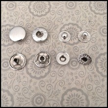 12.5mm Press Metal Snap Button pictures & photos