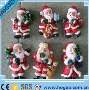 Xmas Figurine Lovely Santa Claus Home Decoration pictures & photos