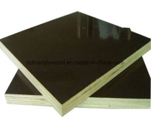 Shandong Manufacture Construction Film Faced Plywood pictures & photos