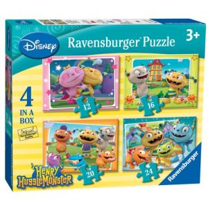 Wholesale Children Paper Jigsaw Puzzle with Custom Printing pictures & photos