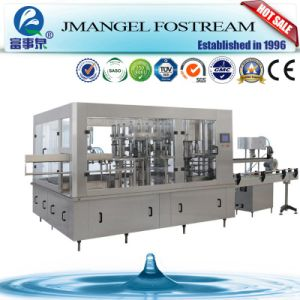 Full Automatic and Semi Automatic Small Scale Mineral Water Plant Machinery Cost pictures & photos