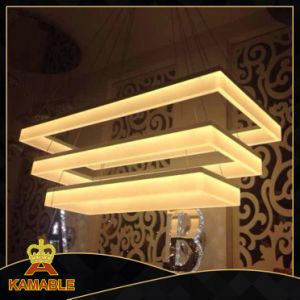 High Quality Modern LED Hanging Pendant Light (KAM8818-3) pictures & photos
