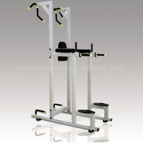 J-027 Vertical Knee Raise Free Weight Machine pictures & photos