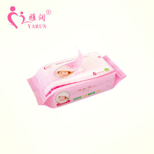 80PCS Baby Wet Wipes with Non Woven pictures & photos