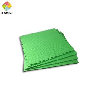 ecofriendly water resistant eva designer plastic foam floor mats for home