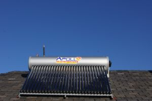 High Pressure Solar Water Heater for Home Use