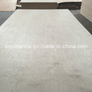Carb2 Certificate White Birch or Natural Birch Plywood for Furniture pictures & photos