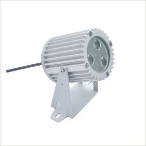 Fashion 9W Waterproof LED Spotlight with Ce (SLS-27c) pictures & photos