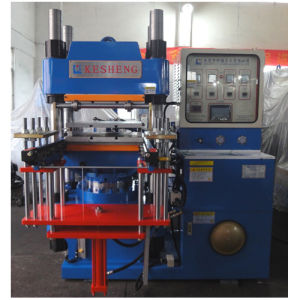 Hydraulic Hot Press Rubber Machine for Rubber Silicone Products (KS300HF) pictures & photos