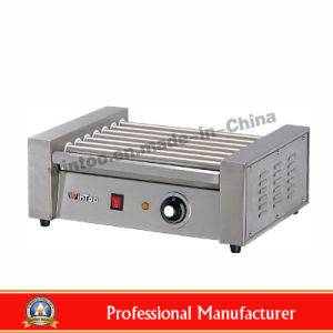 Stainless Steel Electric Hot Dog Machine (WHD-7) pictures & photos