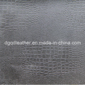 Sofa PVC Leather Fire Resistant BS5852-1&-2 Qdl-50295 pictures & photos