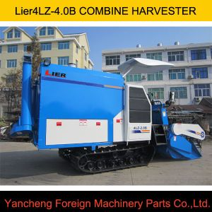Big Tank Lier4lz-4.0b Rice Combine Harvester pictures & photos