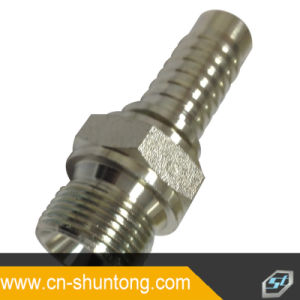Metric Male 24 Deg Hydraulic Fitting (DIN Fitting)