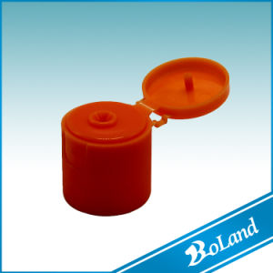 (D) 20mm Ribbeb Plastic Screw Cap for Cosmetic