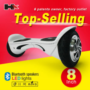 Hx Hot Sale Two Wheels Smart Self Balancing Electric Scooter pictures & photos