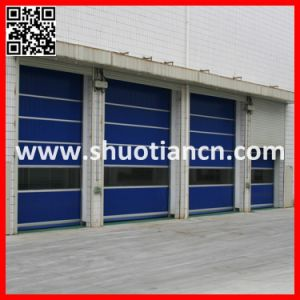 High Traffic PVC High Speed Roll up Door (ST-001) pictures & photos