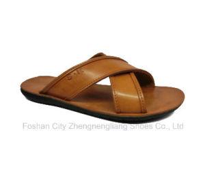 Men′s Sandal in Simple Design (JB-009)
