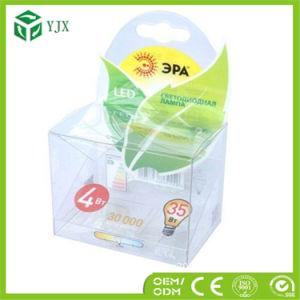 LED Light Bulb Packaging PVC Box Wholesale LED Packaging Box