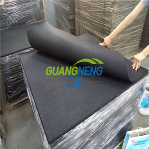 Interlocking Rubber Flooring, Wearing-Resistant Rubber Tile pictures & photos