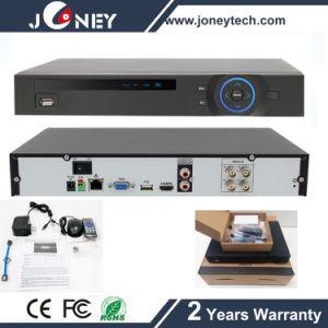Tribrid P2p Onvif 1080P 4CH H 264 HD Cvi DVR pictures & photos
