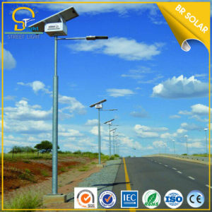 High Brightness 80W Solar Powered Street Lights for Highway pictures & photos