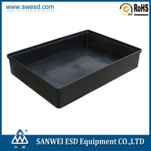 Conductive ESD Antistatic Anti-Static PCB Tray (3W-9805109-2) pictures & photos